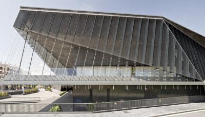 03 photo by Adrià Goula / b720 Fermín Vázquez Arquitectos