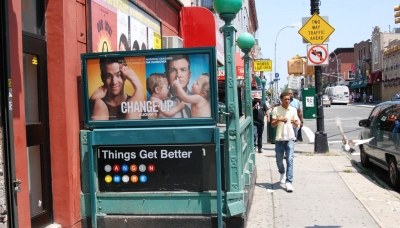 17 SUBWAY - THINGS GET BETTER