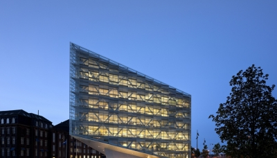 02 The Crystal  Schmidt  / Hammer Lassen Architects © Adam Mørk