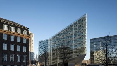03 The Crystal  Schmidt  / Hammer Lassen Architects © Adam Mørk