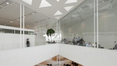 05 The Crystal  Schmidt  / Hammer Lassen Architects © Adam Mørk