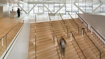 06 The Crystal  Schmidt  / Hammer Lassen Architects © Adam Mørk