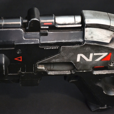 18 N7 Rifle (Mass Effect 3)