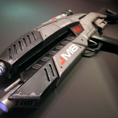 23 M8 Assault Rifle (Mass Effect 2)