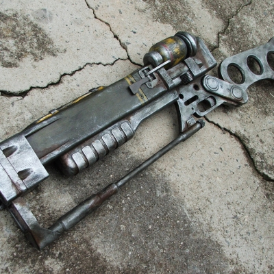 26 AER9 Laser Rifle (Fallout 3)