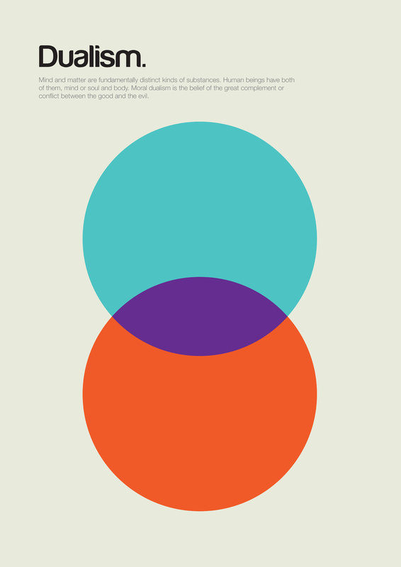 philosophy poster series    genis carreras    the superslice