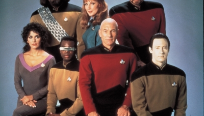 16 Star Trek: The Next Generation