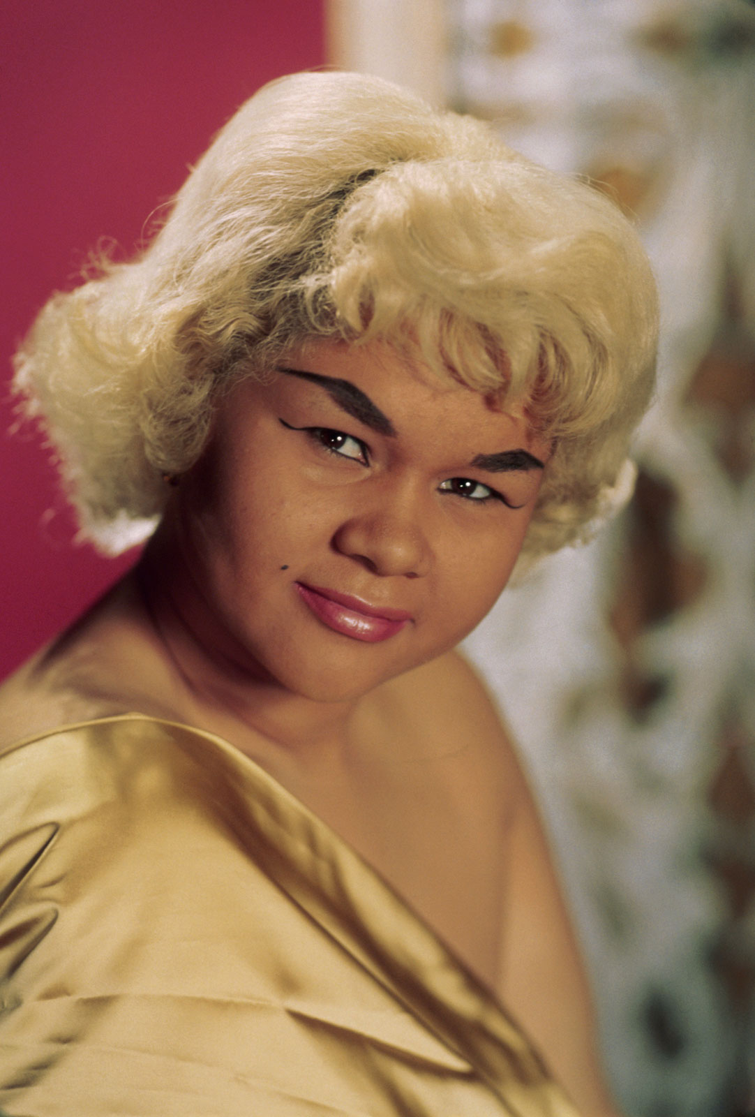 Etta James 1938-2012 / The Superslice