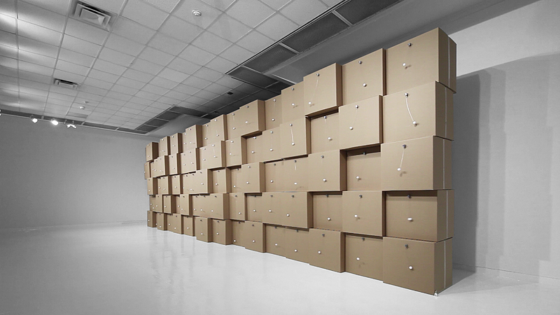 Sound Architecture Zimoun The Superslice