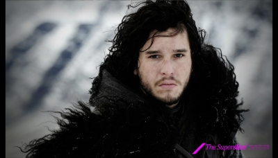 02 Jon Snow played by Kit Harington