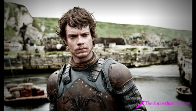 03 Theon Greyjoy played by Alfie Allen