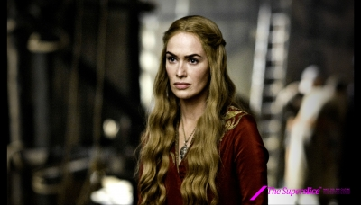 11 Cersei Lannister played by Lena Headey