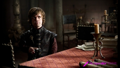 12 Tyrion Lannister  played by Peter Dinklage