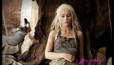 14 Daenerys Targaryen played by Emilia Clarke
