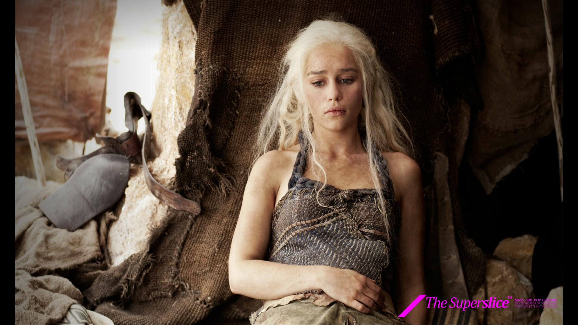 image Emilia clarke daenerys targaryen
