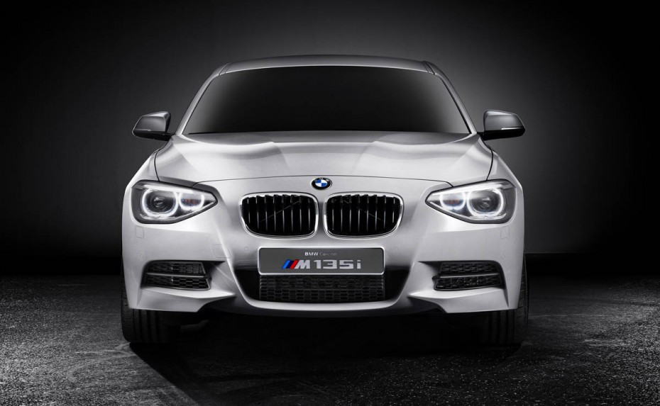 BMW M135i Concept / 2012 Geneva Auto Show / The Superslice