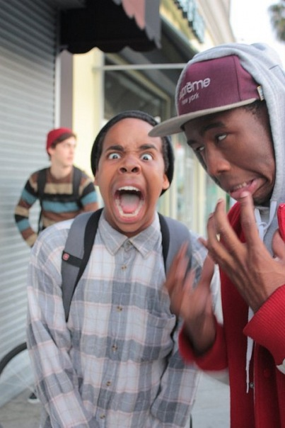 Earl Sweatshirt Marks LA Return w/ 1:48 Track / The Superslice Earl Sweatshirt Odd Future
