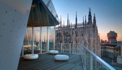 The Cube in Milan