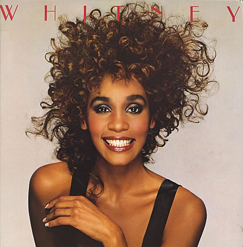 Whitney houston 1963 2012 the superslice for The whitney
