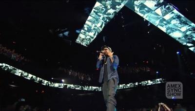 05 Jay Z Amex Sync Show