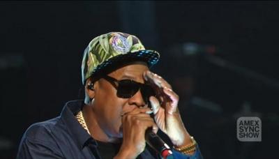 06 Jay Z Amex Sync Show