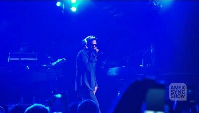 08 Jay Z Amex Sync Show