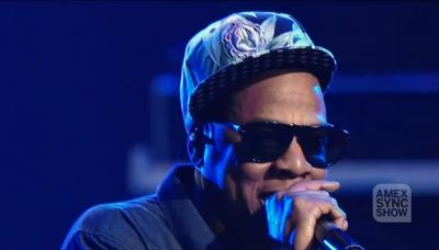 12 Jay Z Amex Sync Show