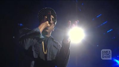 13 Jay Z Amex Sync Show