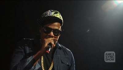 14 Jay Z Amex Sync Show