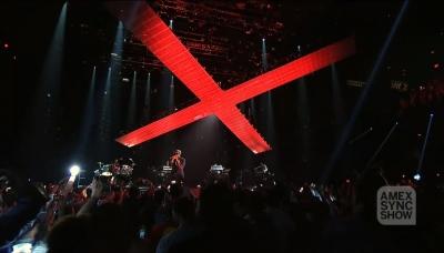 16 Jay Z Amex Sync Show