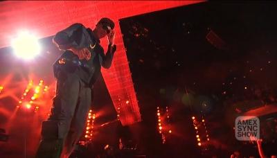 18 Jay Z Amex Sync Show