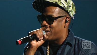 20 Jay Z Amex Sync Show