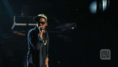 21 Jay Z Amex Sync Show
