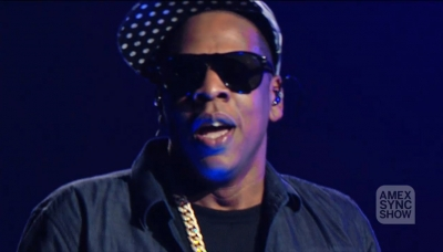 24 Jay Z Amex Sync Show