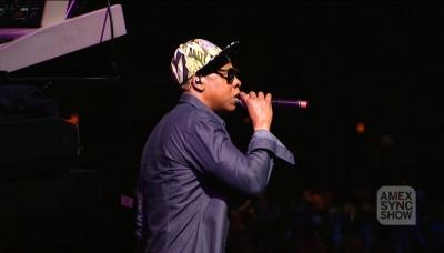 25 Jay Z Amex Sync Show