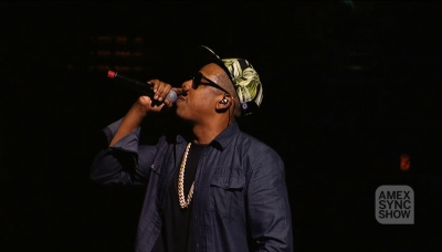 26 Jay Z Amex Sync Show