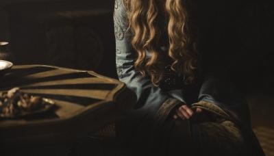 03 GoT Cersei Lannister (Lena Headey). Photograph by Helen Sloan.