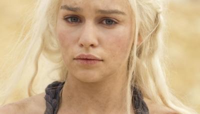 04 GoT Daenerys Targaryen (Emilia Clarke). Photograph by Paul Schiraldi.