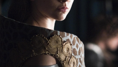 11 GoT (Margaery Tyrell) Natalie Dormer. Photograph by Helen Sloan.