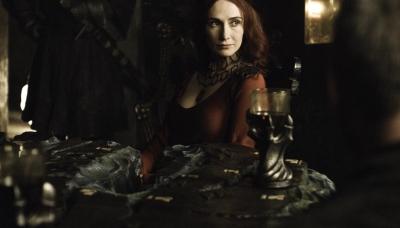 12 GoT Melisandre (Carice Van Houten). Photograph by Helen Sloan.