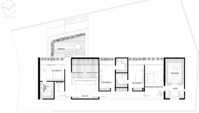 © Paul Czitrom first floor plan