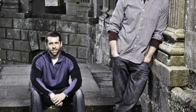 21 GoT D.B. Weiss and David Benioff. Photograph by Helen Sloan.