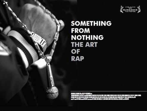 Something from nothing the art of rap  фильмы