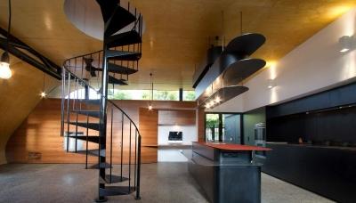 Hill House / Andrew Maynard Architects