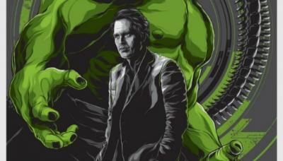 Hulk by Ken Taylor