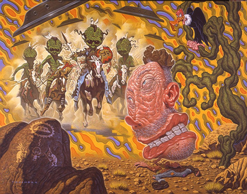 Todd Schorr The Superslice