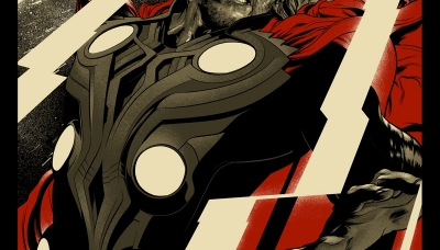 Thor by Martin Ansin