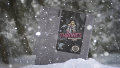 Game of Thrones by 72 Pins