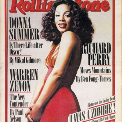 Rolling Stone 1978 / Donna Summer