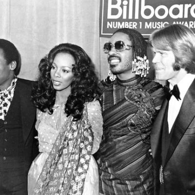 Donna Summer, Stevie Wonder